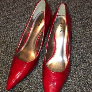 Shoes - RED HEELS!!